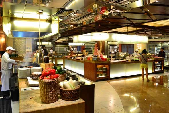 Buffet Hyatt Manila