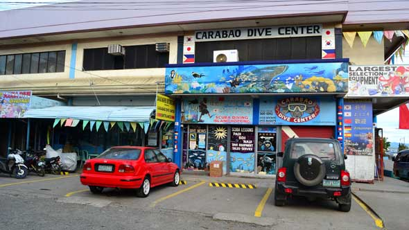 Carabao Dive Center