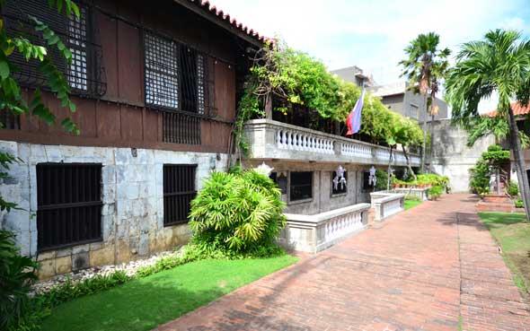 Casa Gorordo Garden