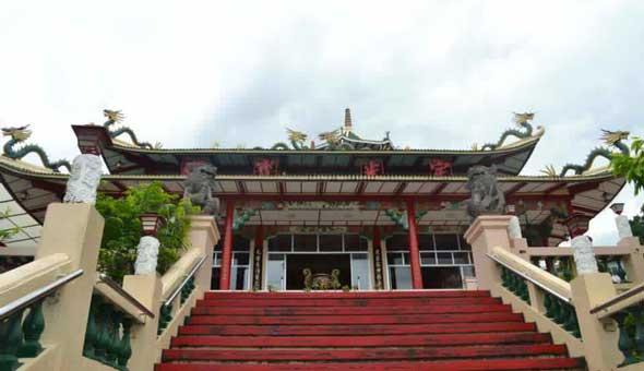 Chinese temple Cebu