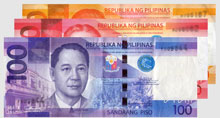 Money billets Philippines