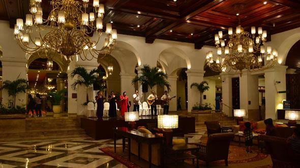 Lobby Manila Hotel