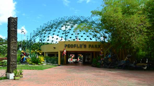People's Park Durian Dome