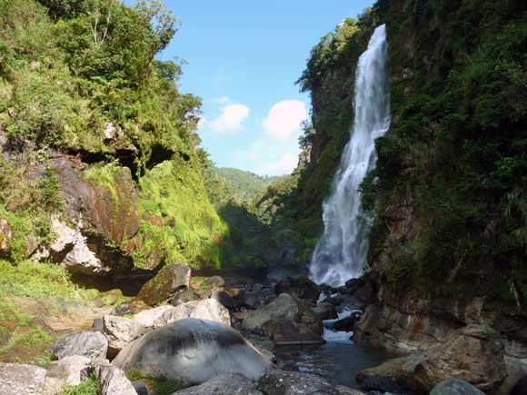Sagada waterfall