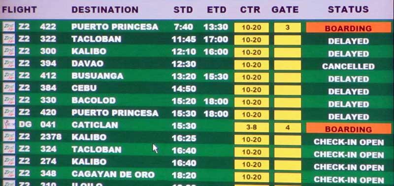 Trip planning Philippines