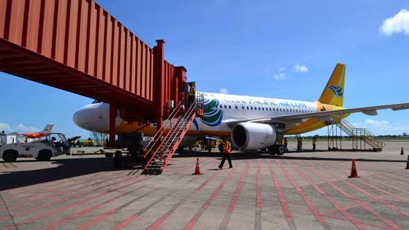 Gate Cebu Airport