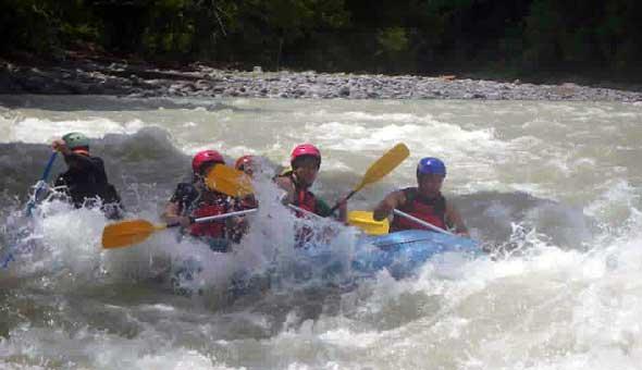 Rafting Davao