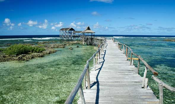 Siargao Cloud 9 Surfing and Land Highlights Tour